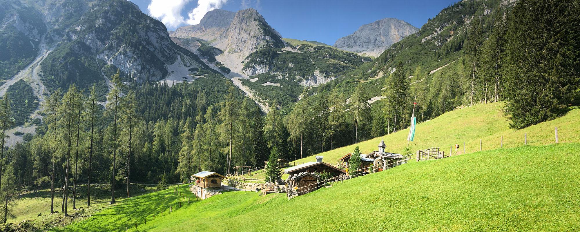 Landurlaub Trillerhof in Ramsau am Dachstein - Zimmer und